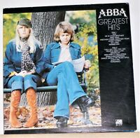 ABBA - Greatest Hits - 1977 LP Record Album SD 19114 - Vinyl Near Mint
