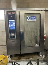 Rational Scc/we 10 Grid Electric Combi Oven Catering Equipment