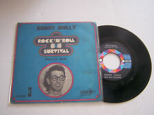 SP 2 TITRES VINYL 45T , BUDDY HOLLY , VOL 3 . ROCK 'N ROLL SURVIVAL . CORAL 2977