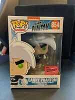 NYCC Funko Pop Danny Phantom Exclusive New York Comic Con Sticker