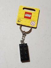 LEGO 852098 CLASSIC BLACK BRICK KEYCHAIN Brand NEW