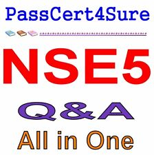 Fortinet Network Security Expert 5 Written 500 NSE5 Exam Q&A