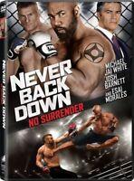 Never Back Down: No Surrender [New DVD]