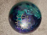 Storm Big Hit Bowling Ball 12 (11.9) Pounds b050