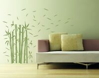 Bamboo - highest quality wall decal sticker