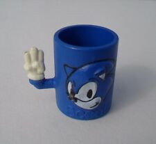 SEGA Sonic The Hedgehog vintage 1994 Comme neuf Scouts promesse plastique Woggle Toggle