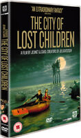 The City of Lost Children DVD (2007) Ron Perlman, Caro (DIR) cert 15 ***NEW***