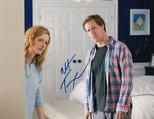 NAT FAXON signed *BEN AND KATE* 8X10 photo W/COA Tv Show Ben Fox #2