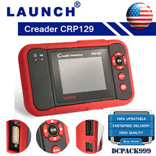 LAUNCH Creader CRP129 Code Reader Scan Tool OBD2 Engine ABS SRS EPB SAS Airbag