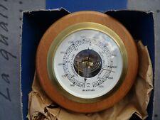Baromètre anéroîde à chainette de précision ALTITUDE 26032CHC, neuf