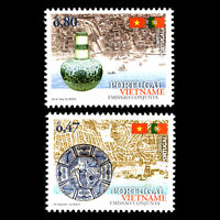 Portugal 2016 - Joint Issue with Vietnam Art - MNH