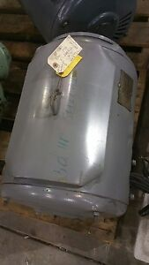 Lincoln 50 HP 3 Phase Electric Motor TM4667  #2194SR
