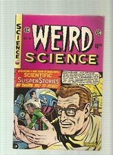 Weird Science #12 EC Reprint Comics