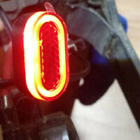 ABS LED Rear Brake Light Taillight Tail Lamp For Xiaomi M365 Electric Scooter