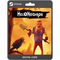 Hello Neighbor Steam PC Global Digital Key