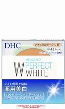 DHC Medicated PW Powdery Foundation <Refill> Natural Ocher 01
