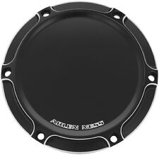 Harley FLHTC Classic 99-05,07-13Beveled 5-Hole Derby Cover Blk by Arlen Ness