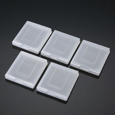 5x Game Cartridge Plastic Case Storage Organizer For Nintendo GameBoy Color GBC