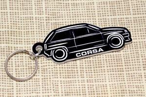 Opel Corsa A Keyring