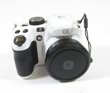 General Imaging Co. X600-WH 14MP Digital Camera with 2.7-Inch LCD Screen (White)