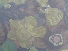 "Liberty of London 100% COTON ""Rose"", vert, (par mètre) Robe Tissu"