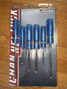 Channel Lock, 6 Piece screwdriver Set