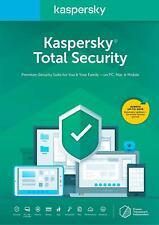 Kaspersky Total Security 1 PC USER