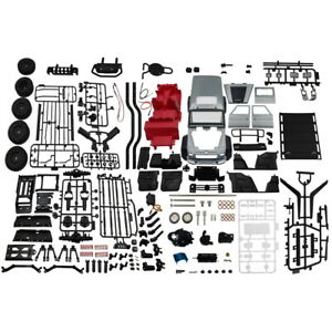 MN86KS Full-scale 1:12 4WD Climbing Car KIT RC Car Toy Kids Brain Game All Ages