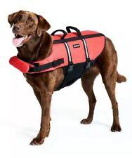 New Zippy Paws Dog Life Jacket Sz M 21-27 in Flotation Device Reflective Water