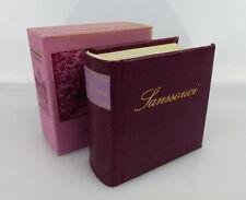 Mini libro: sannssouci-Offizin andersen Nexö cerraduras y jardines bu0354