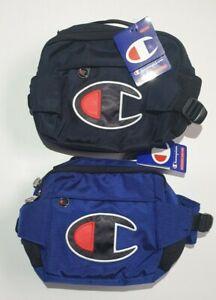 Genuine Champion Rochester blue Belt bag Bum Bag / Crossbody  RRP £35.99 new
