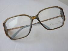 Christian Dior Brillenfassung Optyl Damen Brille mit extra großen Gläsern Gr. M