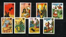 BELIZE Scott 513 - 520 Int. Year of the Child MNH F-VF