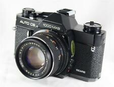 Sears Auto CS 1000 MXB 35mm SLR Film Camera & 50mm F1.7 Lens