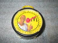 1991 Michael Jordan McDonalds Fitness Fun Kids Toy Stopwatch