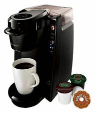 Mr. Coffee Single Cup K-Cup Brewing System, 24 Ounces, BLACK BVMC-KG5R-001 -NEW!
