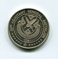United States Army Adjutant General Corps 39th Battalion Medal