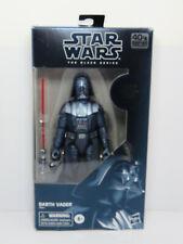 Star Wars The Black Series Anniversary Carbonised Darth Vader Figure BOX Damage