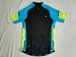 "Preowned Pearl Izumi Elite Men's Cycling Jersey Size Large  40"" Chest"