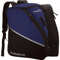 Transpack Edge Boot Bag-Navy