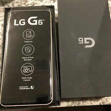 LG G6 LS993 - 32GB - Mystic White (Boost Mobile) Smartphone