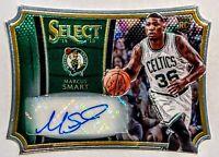 MARCUS SMART 2014-15 Select Rookie Die-Cut Auto /99 PSA 10? RC Celtics RARE🔥