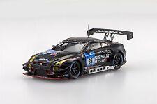 EBBRO 45481 1:43 Nissan GT-R Nismo GT 3 Nurburgring 24 h Race 2015 No.35 black
