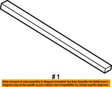 Dodge CHRYSLER OEM 06-09 Ram 2500 Rear-Window Sweep Belt Felt Molding 55277028AF