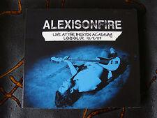 Slip Double: Alexisonfire : Live Brixton Academy London England 2007