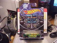 Hot Wheels Happy Halloween What-4-2