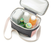 SANNE 5L Cooler Bags Kids Insulated Lunch Box for Sandwich Snacks Roomy Portable