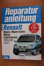 Renault Megane Scenic 1995-1998  Reparaturanleitung Handbuch