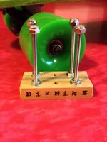 Biznikz Skate Mounts Display Your Skateboard Decks On The Wall (10 pc. set)