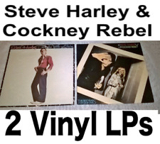 Steve Harley & Cockney Rebel: 2 vinyl LP The Best Years Of Our Lives/Hobo With..